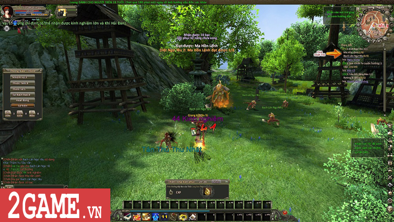 Cảm nhận Loong Online trong ngày đầu ra mắt: Một thế giới võ hiệp kiểu mới dành cho fan game PC 8