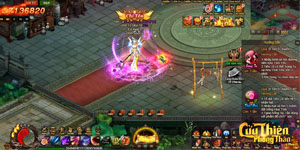 Webgame Cửu Thiên Phong Thần ấn định ngày ra mắt tại Việt Nam