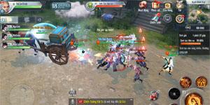 Đại Đường Võ Lâm VNG cho các game thủ trải nghiệm một giang hồ Võ Lâm hoàn toàn mới