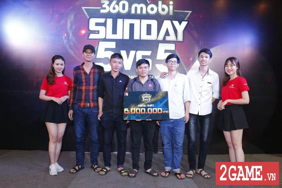 Rất đông game thủ 3Q 360mobi Sài Thành đến dự offline dù trời mưa bão 1