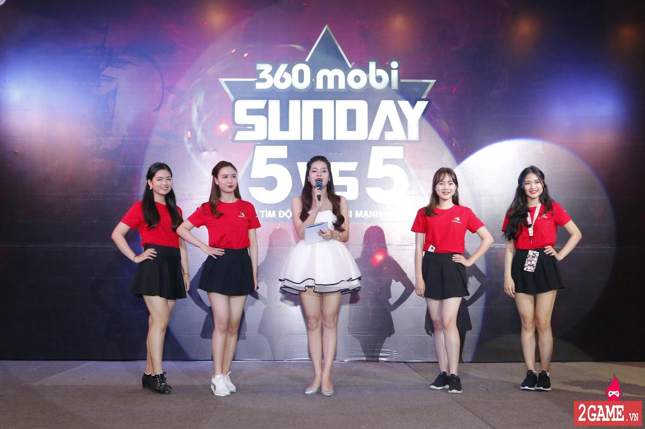 Rất đông game thủ 3Q 360mobi Sài Thành đến dự offline dù trời mưa bão 4