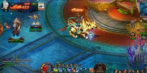 Cửu Thiên Phong Thần có lẽ là webgame nhập vai với hoạt động liên server nhiều nhất