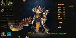 Cửu Thiên Phong Thần và 8 công nặng đặc hiệu giúp người chơi tăng sức mạnh kinh hồn