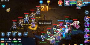Tìm hiểu dàn nhân vật đồ sộ trong Dream World 3D Mobile