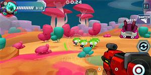 Galaxy gunner: Adventure – Game bắn quái ngoài hành tinh cực kỳ vui nhộn đến từ VNG