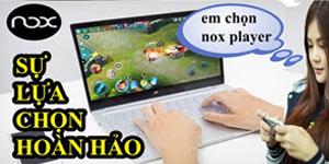 NoxPlayer 6 đứng đầu danh sách những phần mềm giả lập cày game mobile ưa dùng bậc nhất