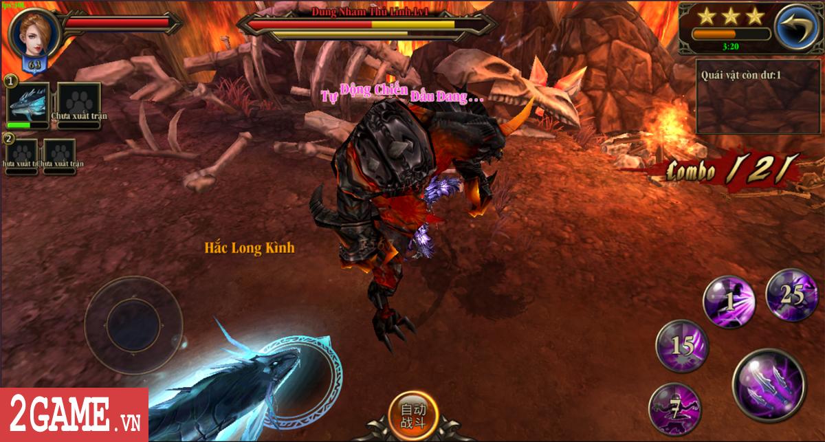 Trảm Thần Mobile - Game cho phép người chơi tàn sát mọi thứ cập bến Việt Nam 3