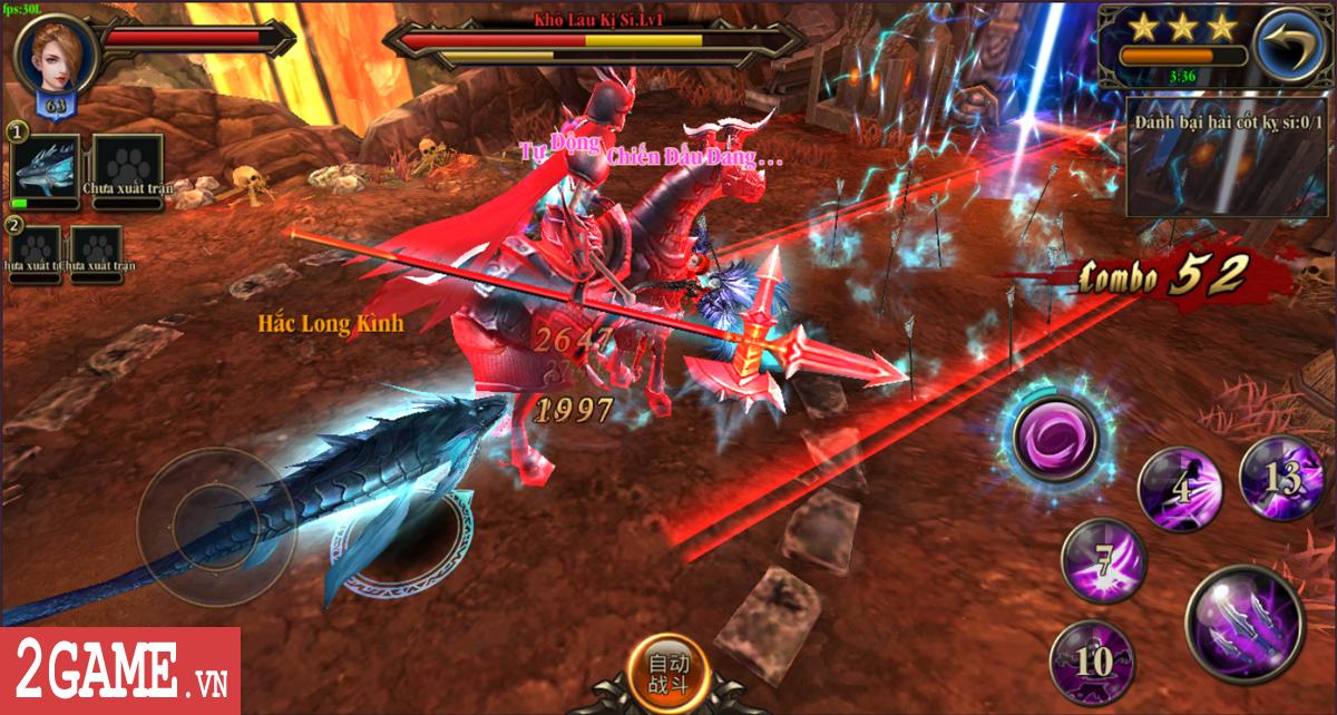 Trảm Thần Mobile - Game cho phép người chơi tàn sát mọi thứ cập bến Việt Nam 4