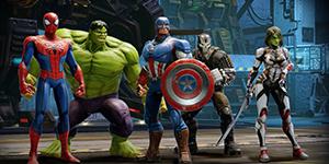 Marvel Strike Force – Game chủ đề Siêu Anh Hùng phiên bản tiếng Anh đã ra mắt