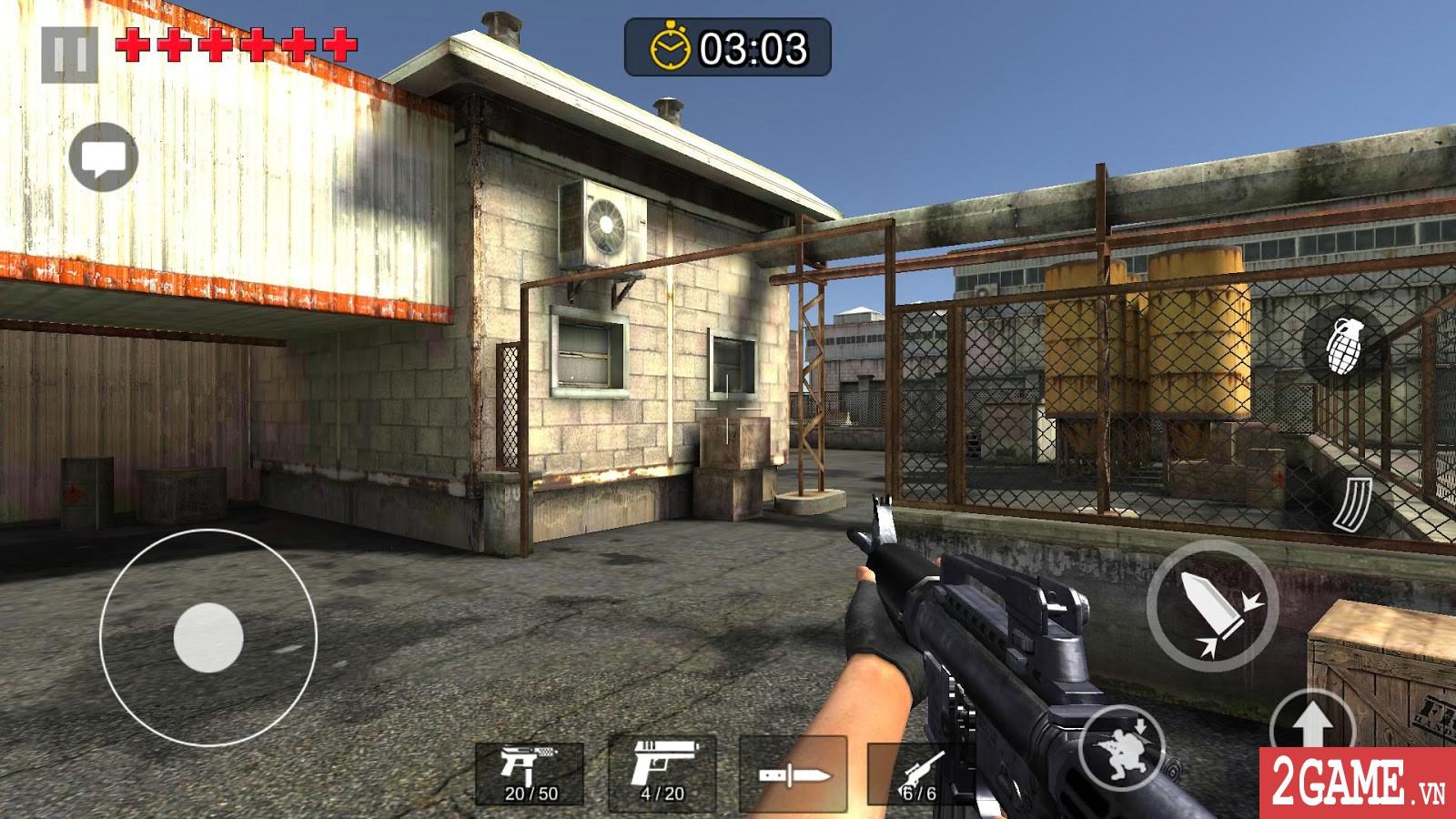 Trải nghiệm Legend Strike Online: Gợi nhớ về 1 thời Counter-Strike, Half-Life dữ dội 0