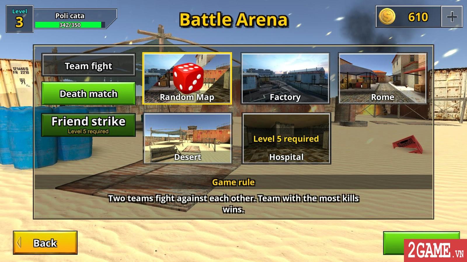 Trải nghiệm Legend Strike Online: Gợi nhớ về 1 thời Counter-Strike, Half-Life dữ dội 1