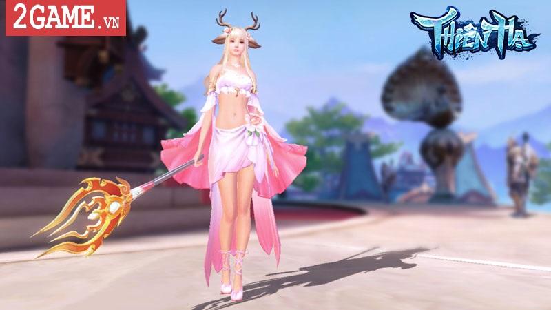 Thiên Hạ 3D - Nơi thiên đường gọi tên dành cho các game thủ yêu thích sự mộng mơ 0