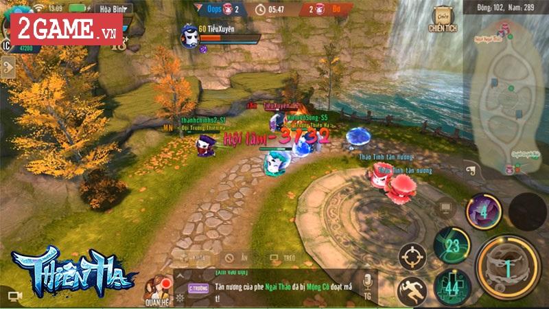 Thiên Hạ 3D - Nơi thiên đường gọi tên dành cho các game thủ yêu thích sự mộng mơ 6