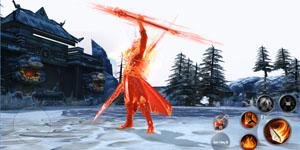 Choáng ngợp với đồ họa của Đại Đường Võ Lâm VNG dựa trên công nghệ của game PS4