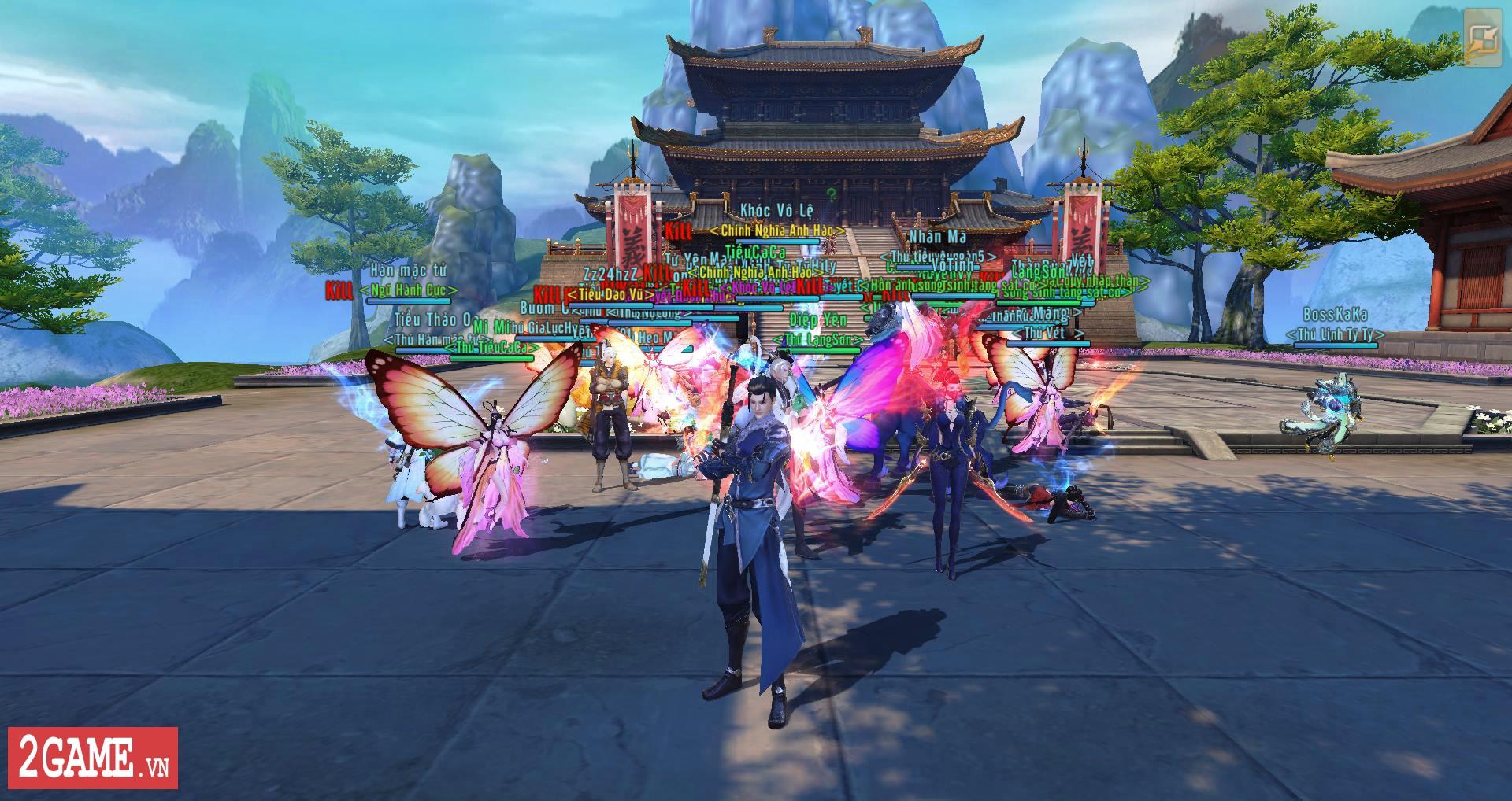 Hệ thống Pet trong Thiên Hạ 3D không chỉ đẹp mà còn ẩn chứa sức mạnh khủng khiếp nữa! 5