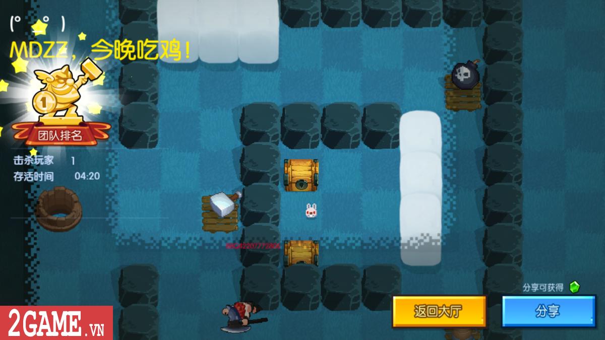 360mobi Ngôi Sao Bộ Lạc hé lộ nhân vật mới và chế độ chơi sinh tồn cực chất 5