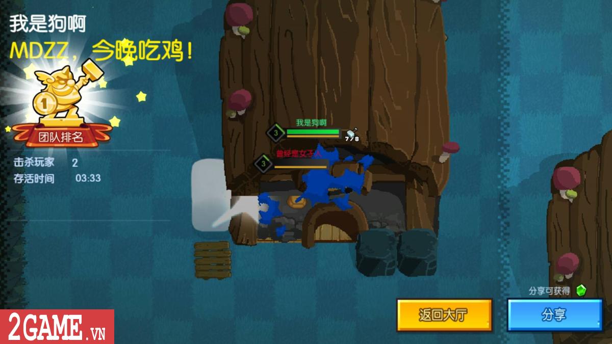 360mobi Ngôi Sao Bộ Lạc hé lộ nhân vật mới và chế độ chơi sinh tồn cực chất 7