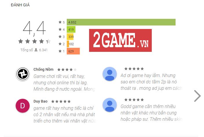 Điều gì khiến 360mobi Ngôi Sao Bộ Lạc lọt vào Top 1 trên Google Play?! 6