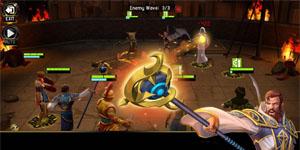 Legends Reborn – Game đấu thẻ tướng với đồ họa 3D cực khủng