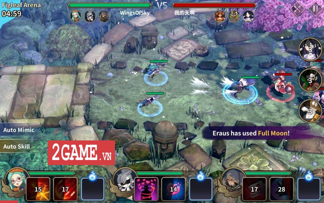 Phantom Chaser - Thợ Săn Bóng Ma mang đến hệ thống chiến thuật vô cùng biến ảo 0
