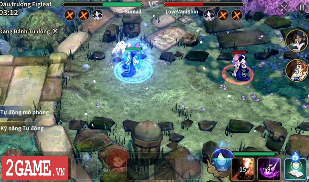 Phantom Chaser - Thợ Săn Bóng Ma mang đến hệ thống chiến thuật vô cùng biến ảo 4