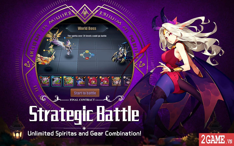 Final Contract: Legacy of War – Game nhập vai thu thập thẻ tướng với lối chơi cải tiến khá hay ho 1
