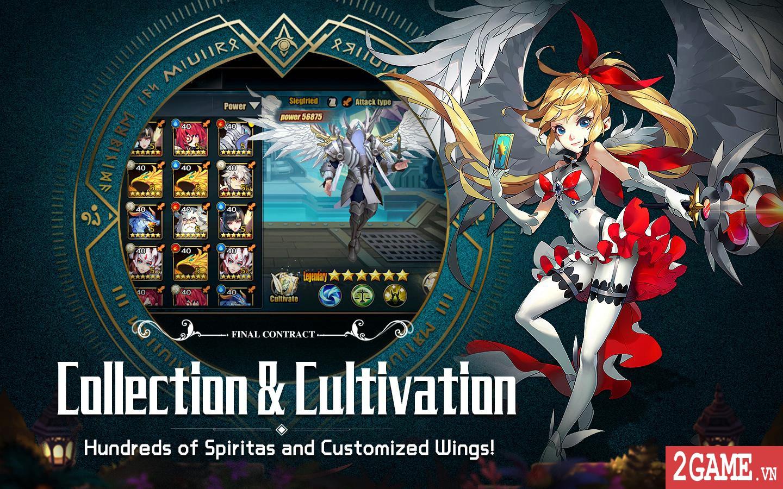 Final Contract: Legacy of War – Game nhập vai thu thập thẻ tướng với lối chơi cải tiến khá hay ho 2