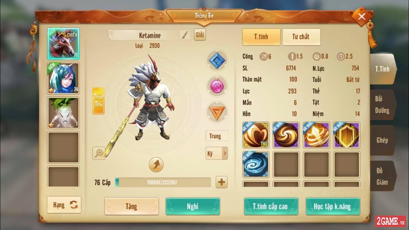 Người chơi có lực chiến khủng nhất S6 Thiên Hạ Gamota lãnh thưởng 2