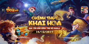 Cha đẻ webgame Gunny gửi tâm thư đến game thủ Việt nhân dịp Garena DDTank Open Beta