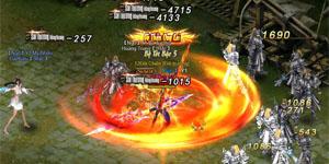 Trải nghiệm Võ Thần PK: Đánh nhau luôn là phần thú vị nhất của game này!