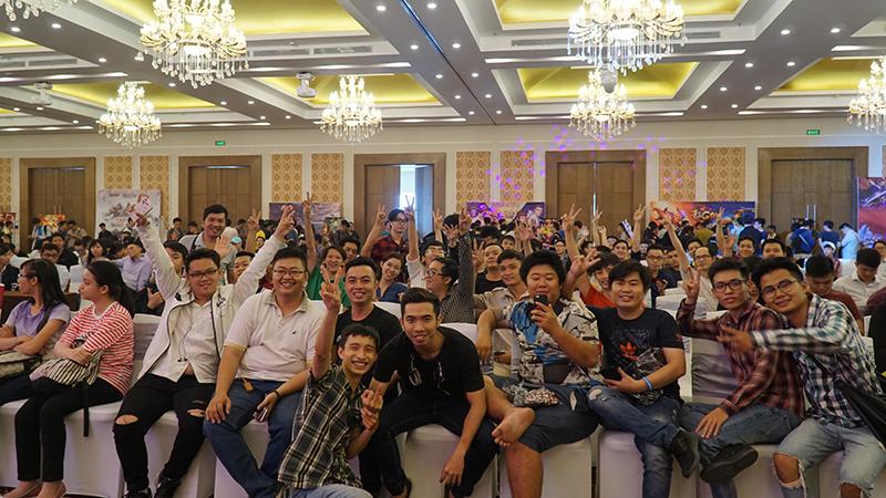 """Chuyện """"thắp lửa"""" cộng đồng game thủ Việt của NPH Funtap 0"""