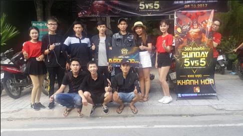 DHHKT – Đội mạnh nhất bảng A giải 360mobi Pro League 4 nói gì? 0