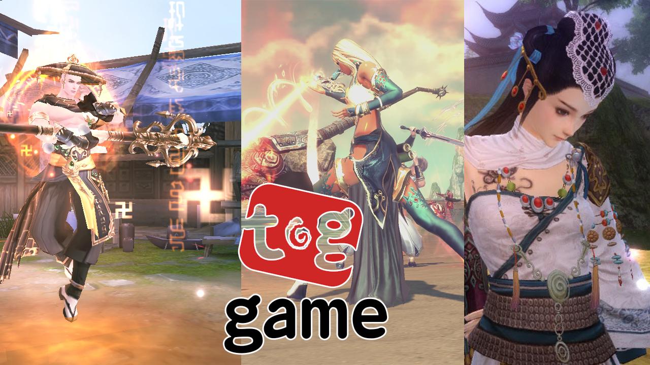 Top 8 game online nhập vai có đồ họa 3D tuyệt đẹp tại Việt Nam 0