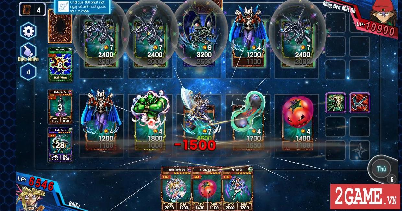Tặng 1000 giftcode game Yugi H5 3