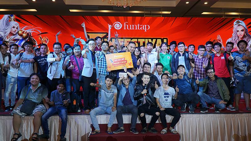 """Chuyện """"thắp lửa"""" cộng đồng game thủ Việt của NPH Funtap 6"""