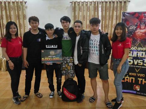 Team G - Ứng viên sáng giá chức vô địch 360mobi Pro League 4 0