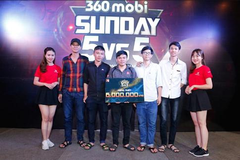 Team G - Ứng viên sáng giá chức vô địch 360mobi Pro League 4 1