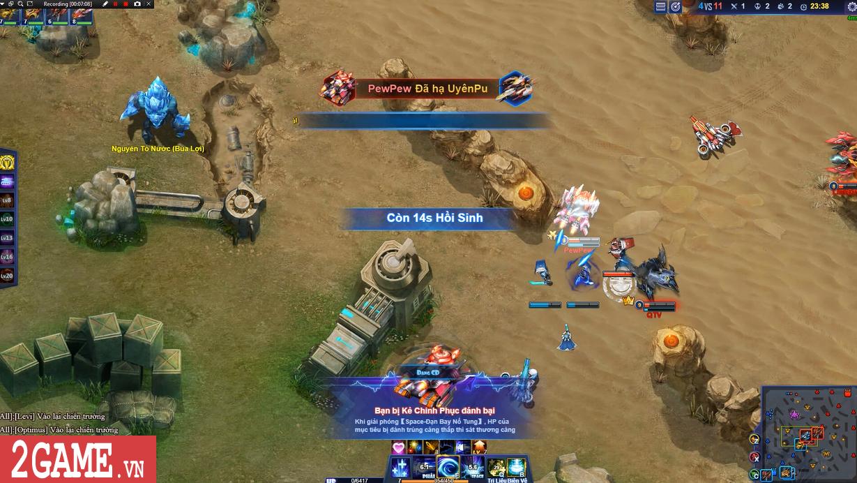 Chiều nay game thủ Việt đã có thể vào chiến BangBang 2 1