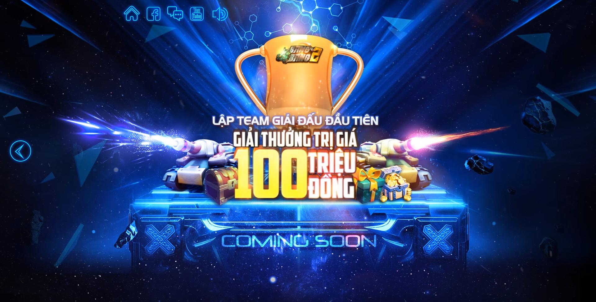 Rất nhiều tuyển thủ, streamer nổi tiếng hẹn so tài trong BangBang 2 0