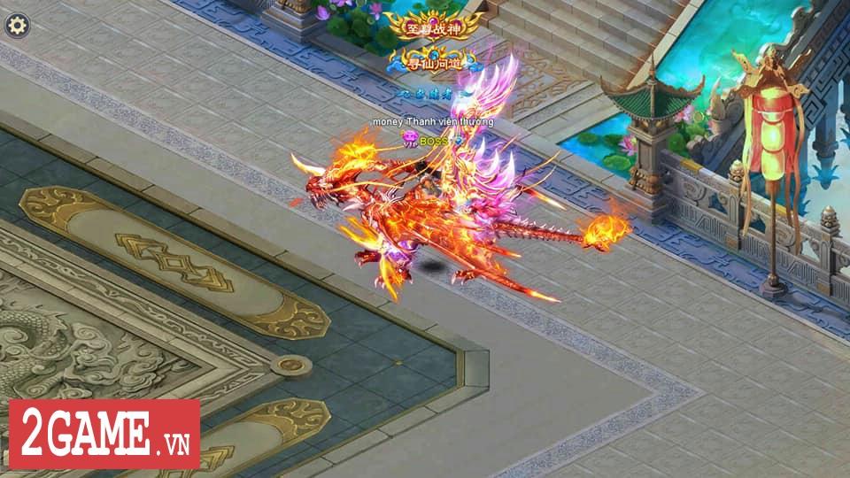 VTC Mobile sắp ra mắt game mới Tiên Kiếm Truyền Kỳ Mobile 2