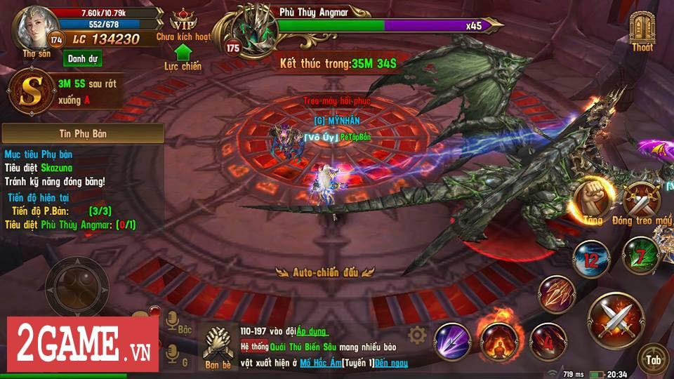 Trải nghiệm Vĩnh Hằng Kỷ Nguyên Mobile: Game nhập vai lấy đề tài Chúa Nhẫn đầy mới mẻ 5