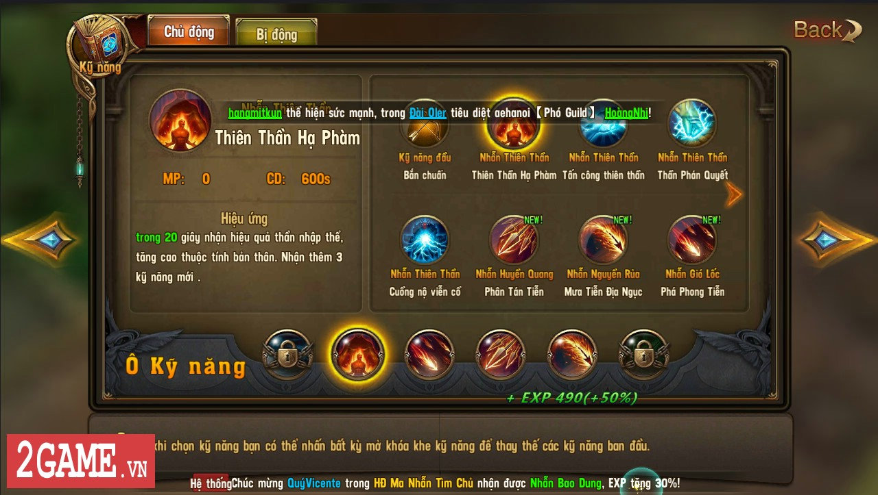 Trải nghiệm Vĩnh Hằng Kỷ Nguyên Mobile: Game nhập vai lấy đề tài Chúa Nhẫn đầy mới mẻ 9