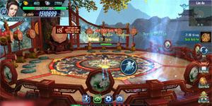 Người chơi Võ Lâm Truyền Kỳ Mobile đổ xô đi khám phá cái đẹp trong phiên bản mới đầu năm 2018