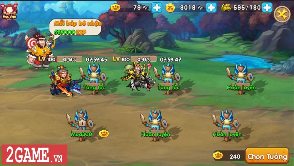Cảm nhận Huấn Long VNG: Đồ họa kiểu trẻ con nhưng gameplay lại rất người lớn 8