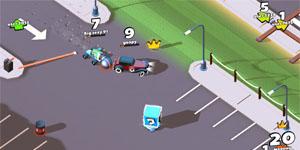 Crash of Cars – Game đua xe bắn súng đẳng cấp với hơn 70 loại xe khác nhau