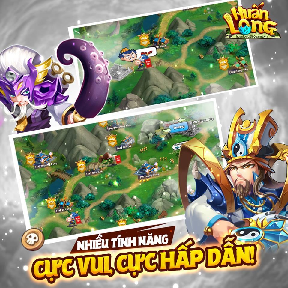 Game chiến thuật Huấn Long VNG định ngày mở cửa tại Việt Nam 1