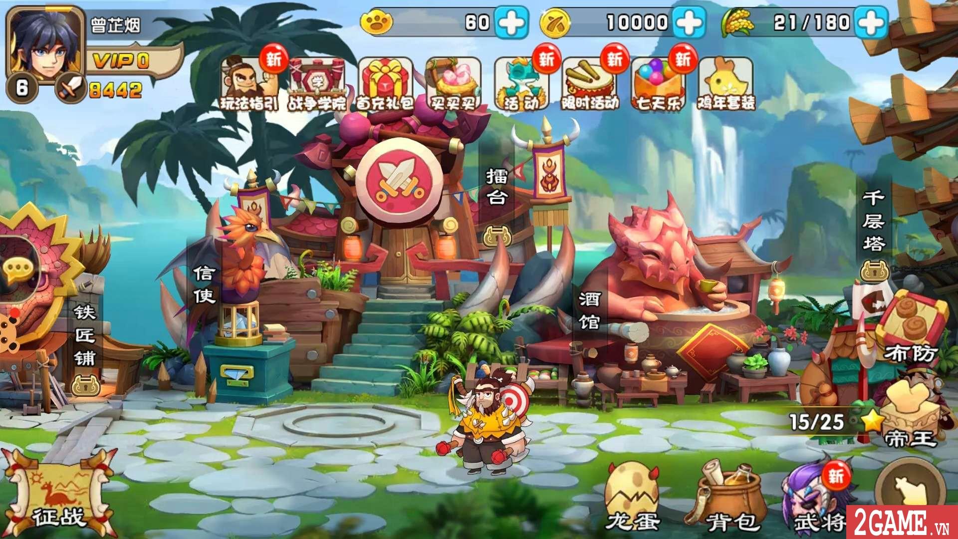 Cảm nhận Huấn Long VNG: Đồ họa kiểu trẻ con nhưng gameplay lại rất người lớn 0