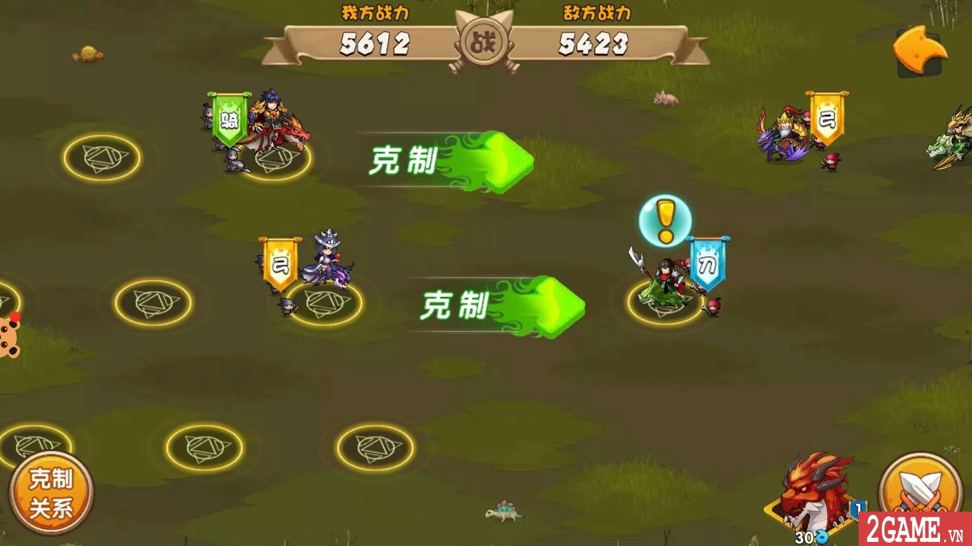 Cảm nhận Huấn Long VNG: Đồ họa kiểu trẻ con nhưng gameplay lại rất người lớn 7