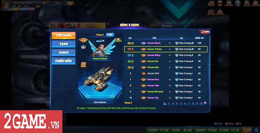 Game thủ BangBang 2 đang loay hoay tìm kiếm ra những chiến tank sáng giá nhất 5