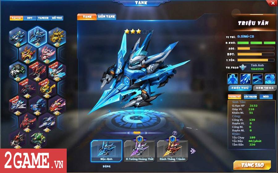 Game thủ BangBang 2 đang loay hoay tìm kiếm ra những chiến tank sáng giá nhất 4